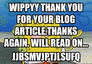 WippyY Thank you for your blog article.Thanks Again. Will read on...