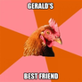 Gerald best friend