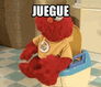 Elmo juegue