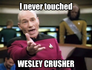 Touching Crusher