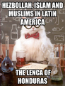 Hezbollah, Islam and Muslims in Latin America  The Lenca of Honduras