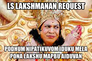 LS Lakshmanan request